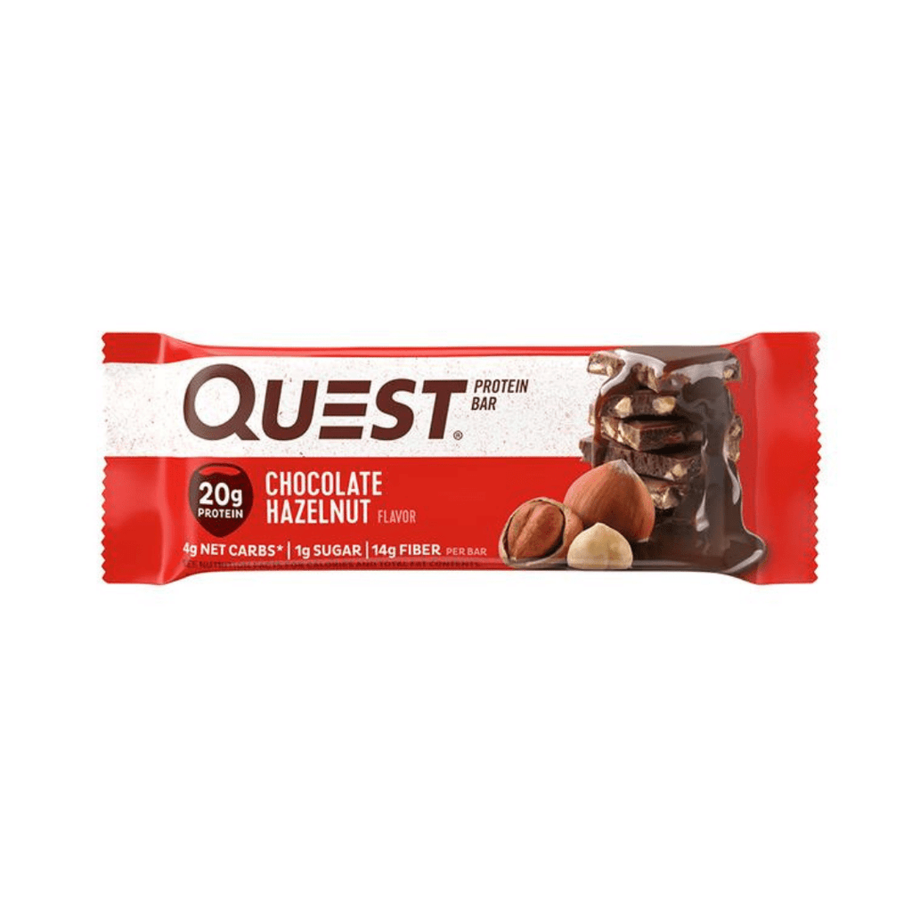 Quest Nutrition Protein Bar Chocolate Hazelnut, Protein Bars, Quest Nutrition, Protein Package Protein Package Pick and Mix Protein UK