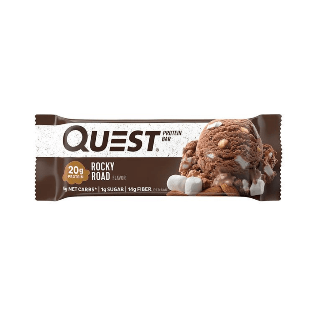 Quest Nutrition Protein Bar Rocky Road, Protein Bars, Quest Nutrition, Protein Package, Pick and Mix Protein UK