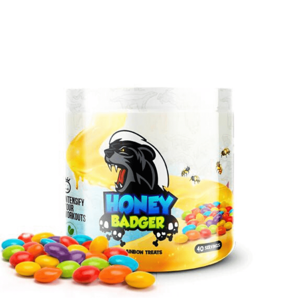 Yummy Sports Honey Badger Pre Workout, Pre Workout, Yummy Sports, Protein Package Protein Package Pick and Mix Protein UK