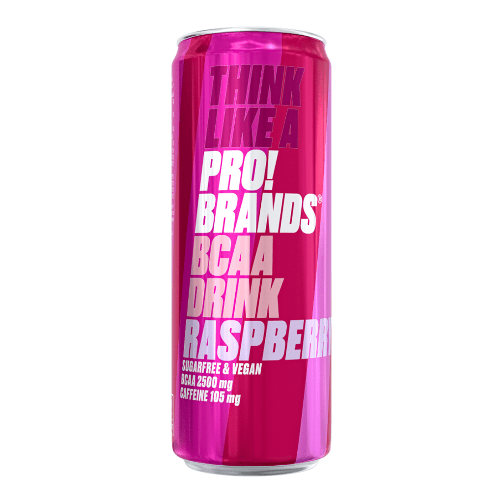 PRO!BRANDS BCAA Energy Drinks