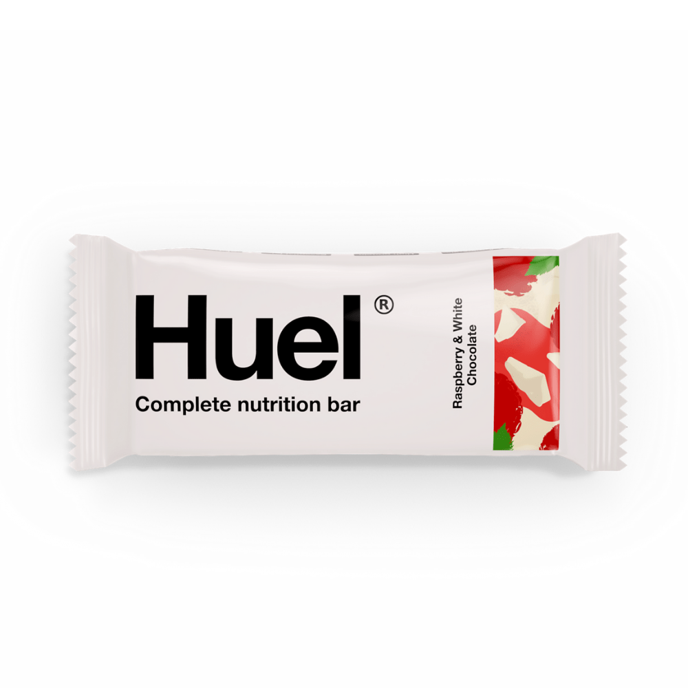 Huel Protein Bar v3.1 Raspberry & White Chocolate