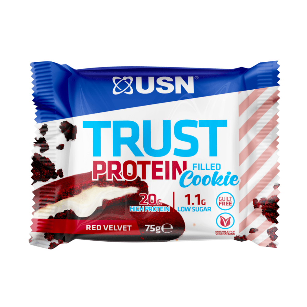 USN Trust Protein Filled Cookie Red Velvet