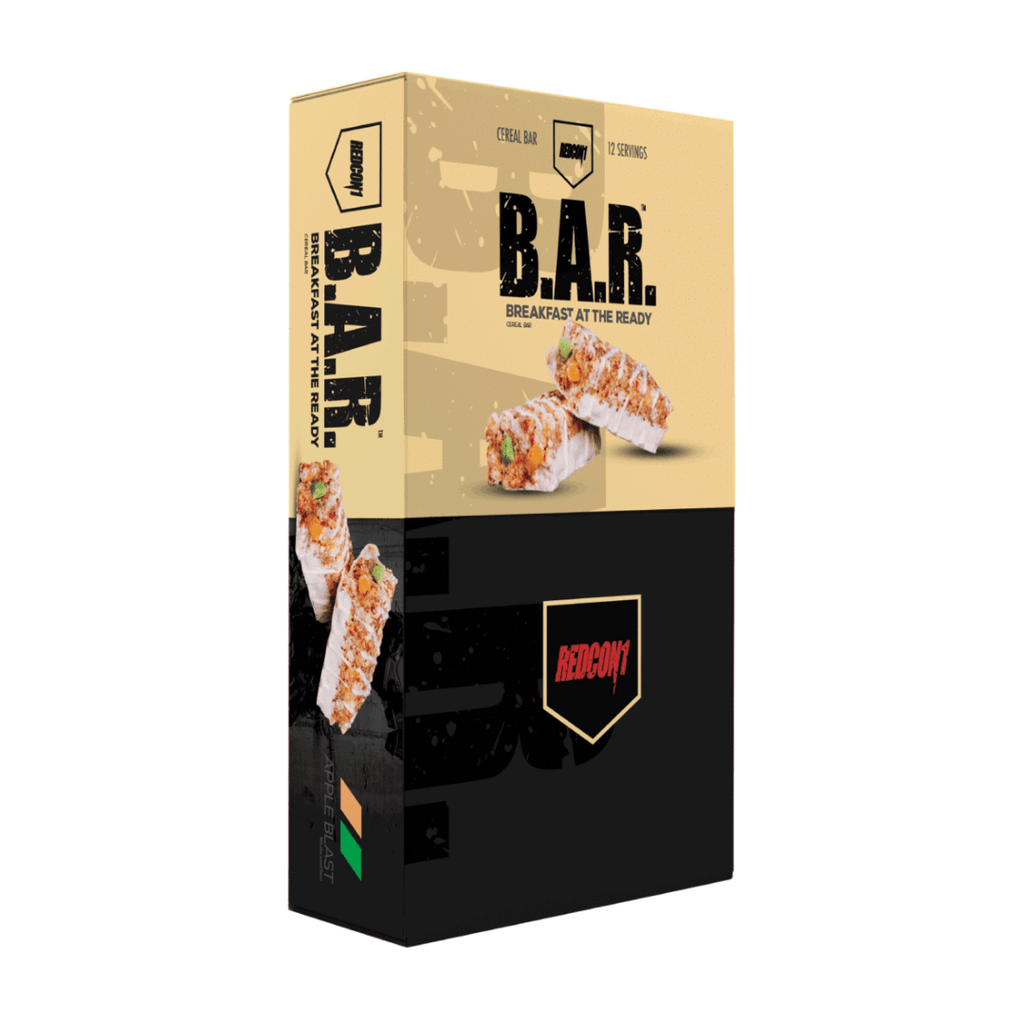 REDCON 1 B.A.R. Protein Bar Apple Blast, Protein Bars, REDCON 1, Protein Package Protein Package Pick and Mix Protein UK