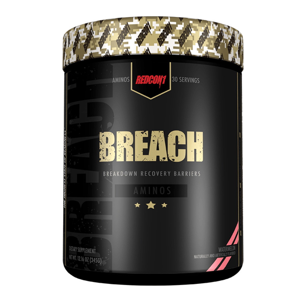 REDCON 1 Breach BCAA, BCAA, REDCON 1, Protein Package Protein Package Pick and Mix Protein UK