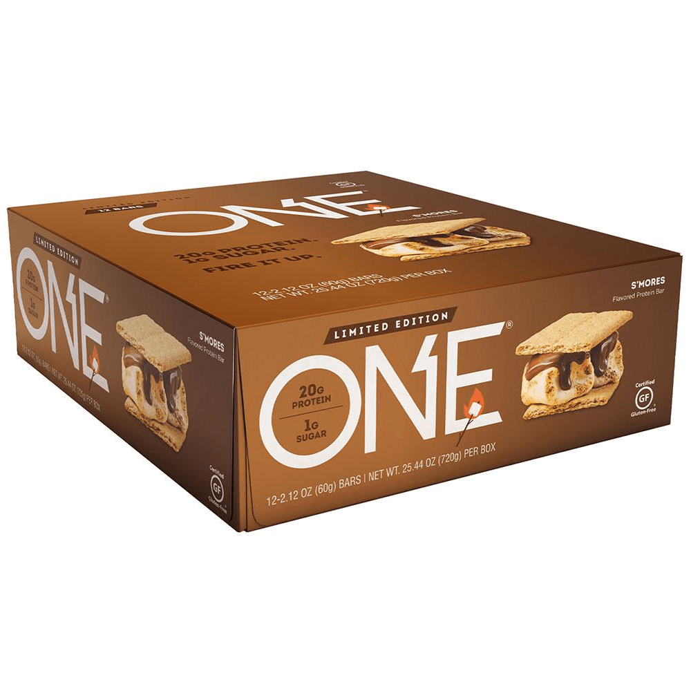ONE Brands Protein Bar S'mores