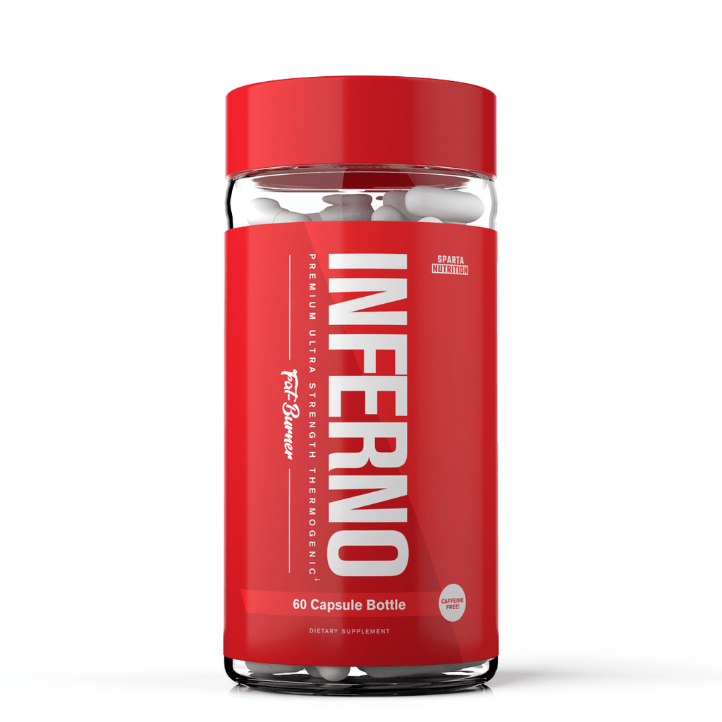 Sparta Nutrition Inferno Capsules