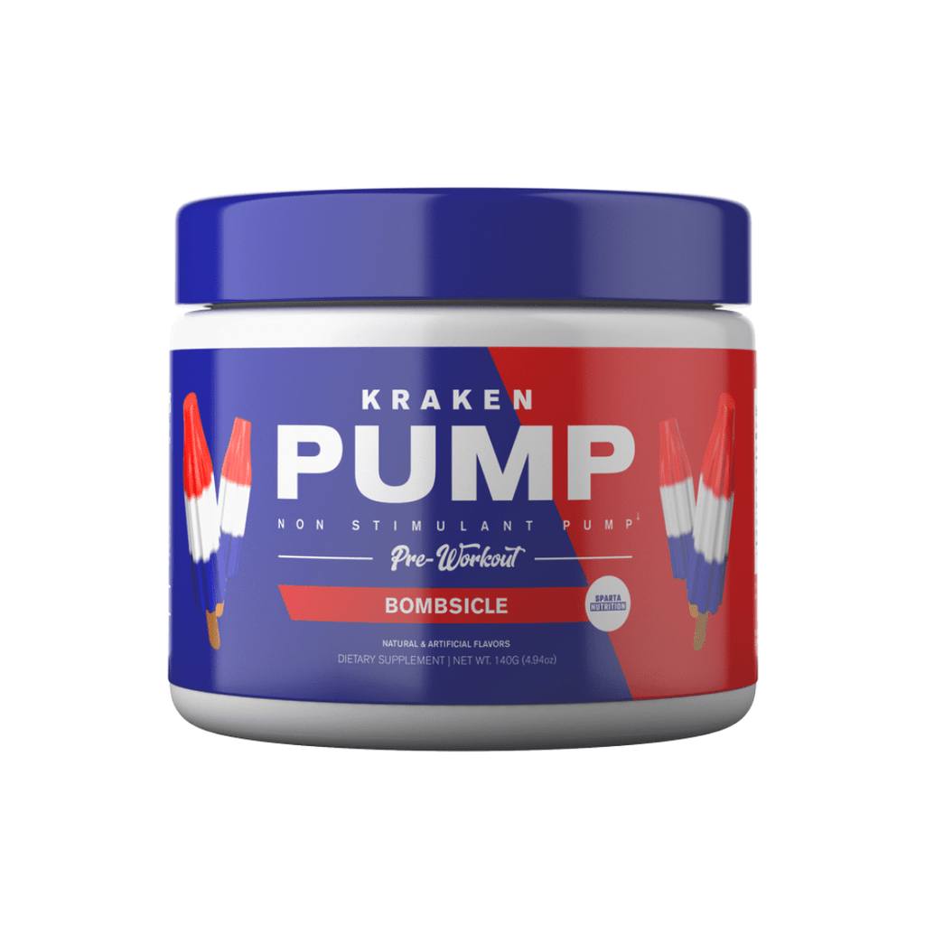 Sparta Nutrition Kraken Pump Pre Workout
