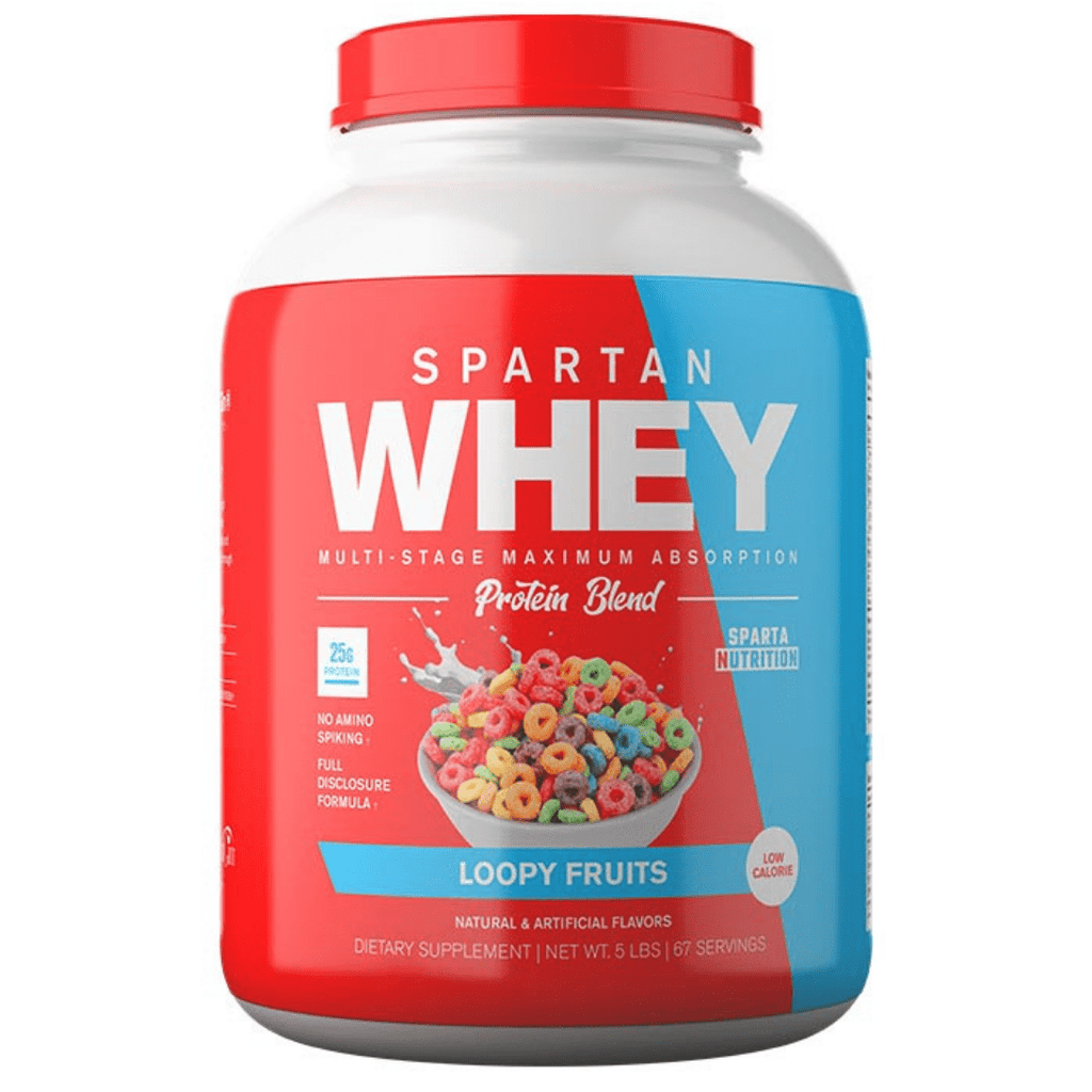 Sparta Nutrition Whey Protein Powder - Protein Package