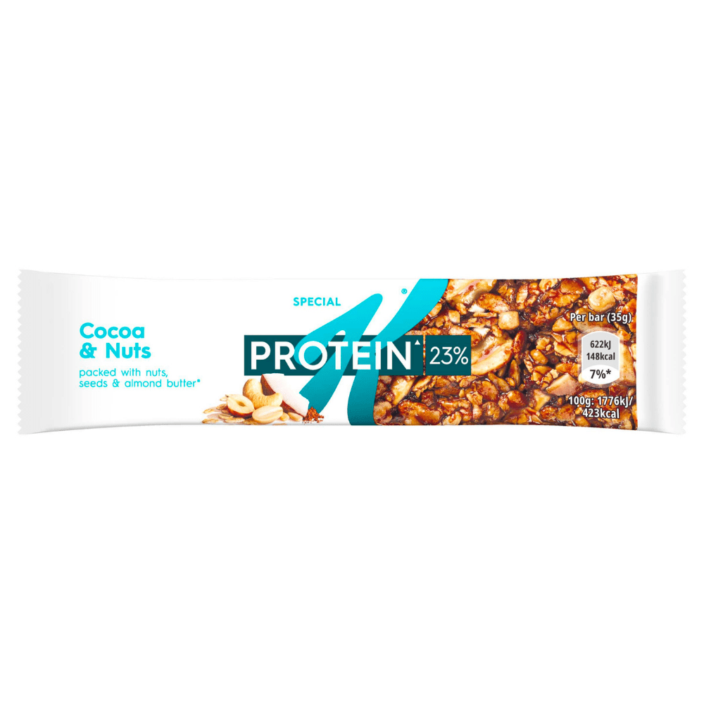 Special K 23% Protein Bar Cocoa & Nuts