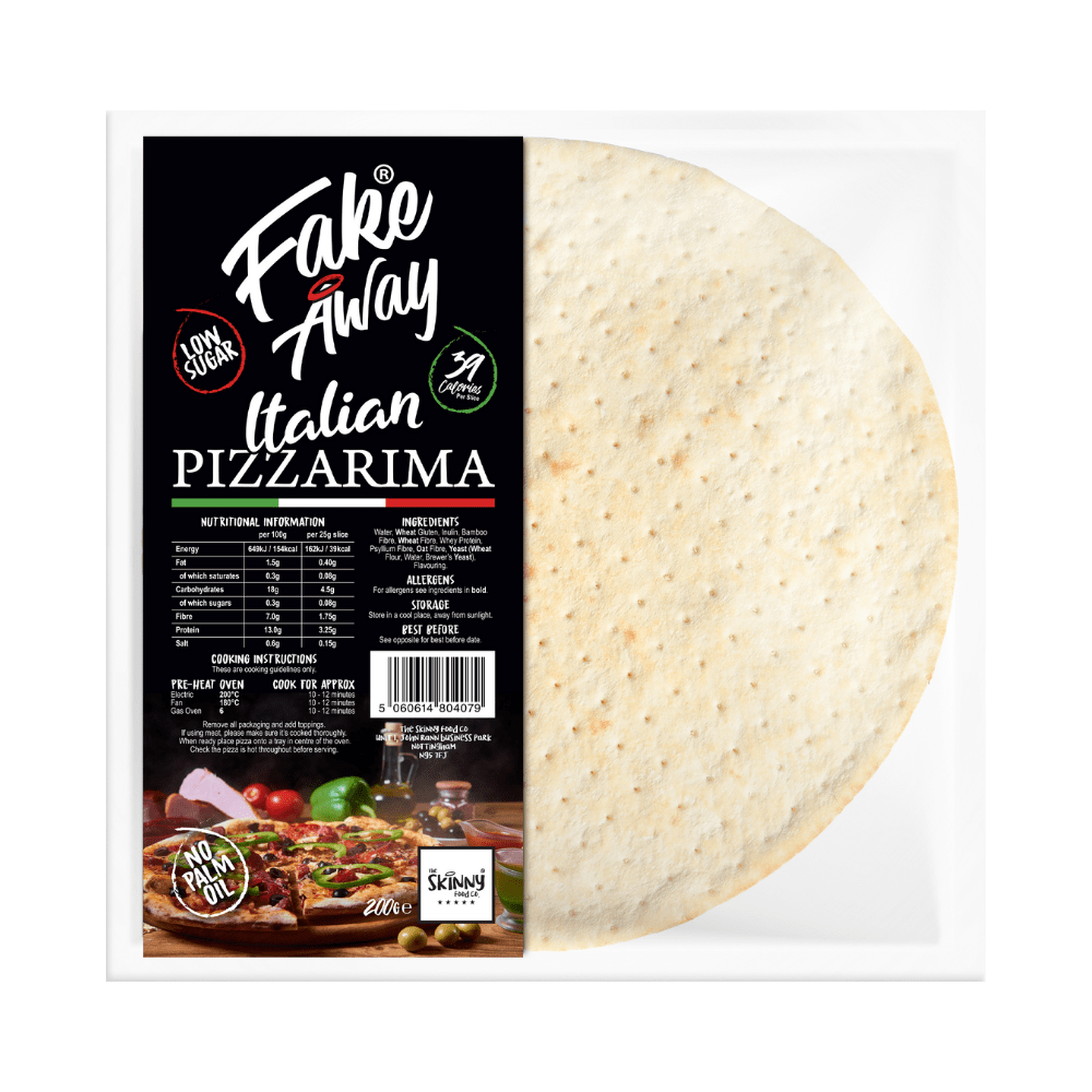 The Skinny Food Co. Fakeaway Low Calorie Pizza Base