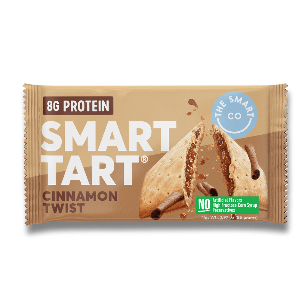 The Smart Co Protein Smart Tart Cinnamon Twist, Protein Bars, The Smart Co, Protein Package Protein Package Pick and Mix Protein UK