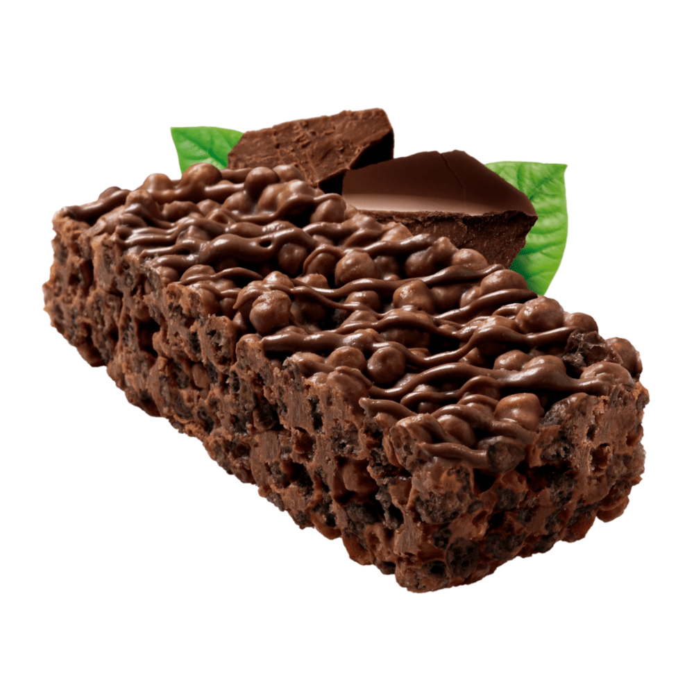 Fitbakes Low Sugar Protein Bar Belgian Chocolate Crunch