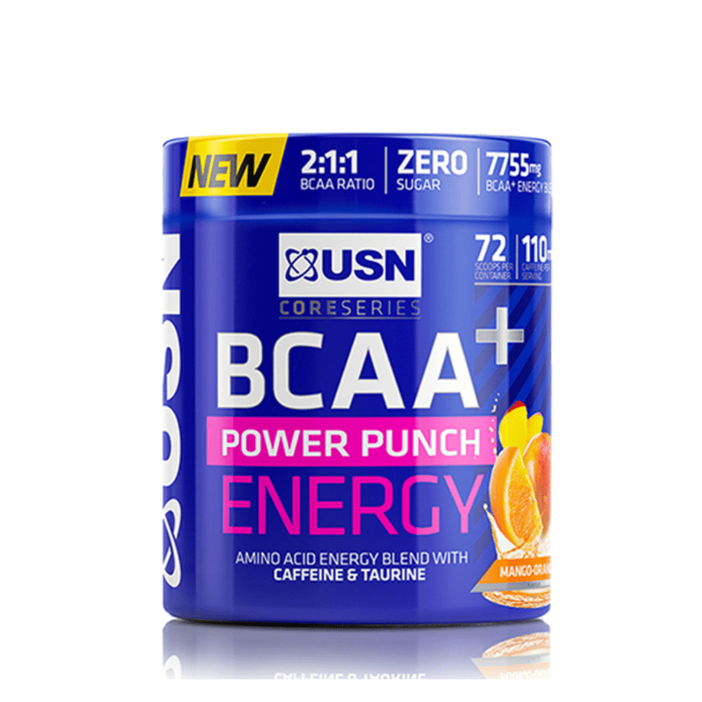 USN Power Punch Energy BCAA+, BCAA, USN, Protein Package Protein Package Pick and Mix Protein UK