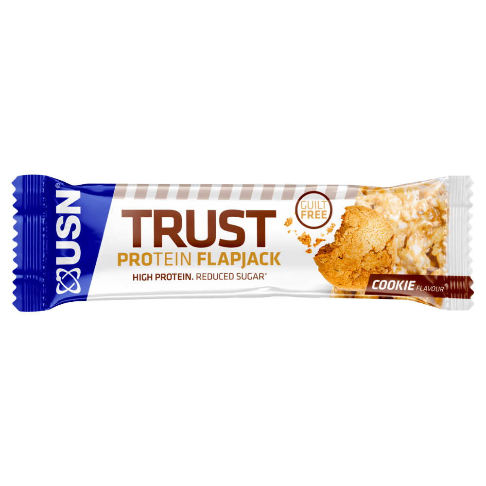 USN Trust Protein Flapjack Cookie, Protein Flapjacks, USN, Protein Package Protein Package Pick and Mix Protein UK