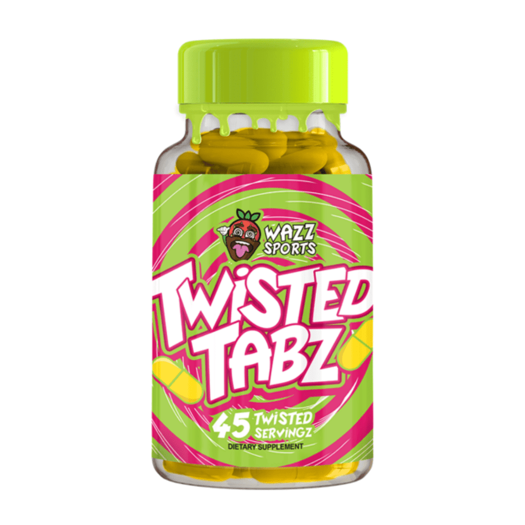 Wazz Sports Twisted Energy Tabz, Pre Workout, Wazz Sports, Protein Package, Pick and Mix Protein UK