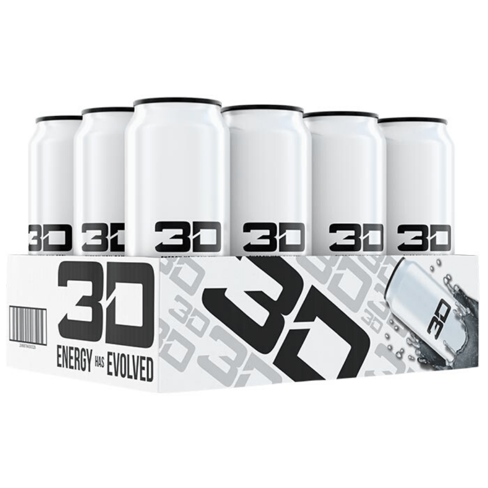 3D Energy Drink White, Energy Drinks, 3D Energy, Protein Package Protein Package Pick and Mix Protein UK
