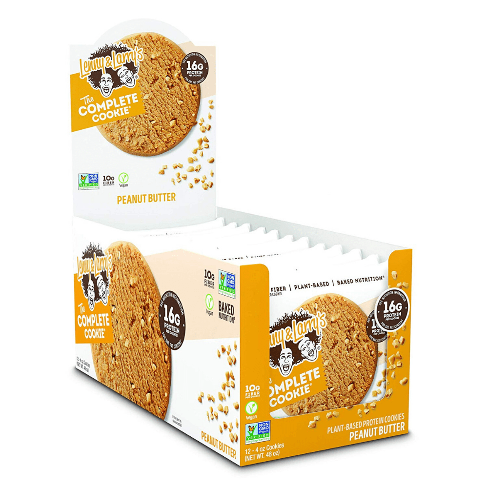 Lenny & Larry's Complete Cookie Peanut Butter, Protein Cookies, Lenny & Larry's, Protein Package Protein Package Pick and Mix Protein UK