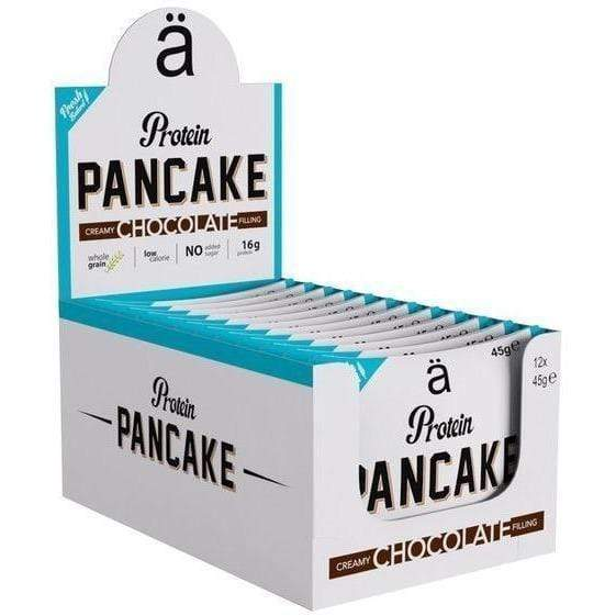 Nano ä Protein Pancake Chocolate Filling, Protein Pancakes, Nano ä, Protein Package Protein Package Pick and Mix Protein UK