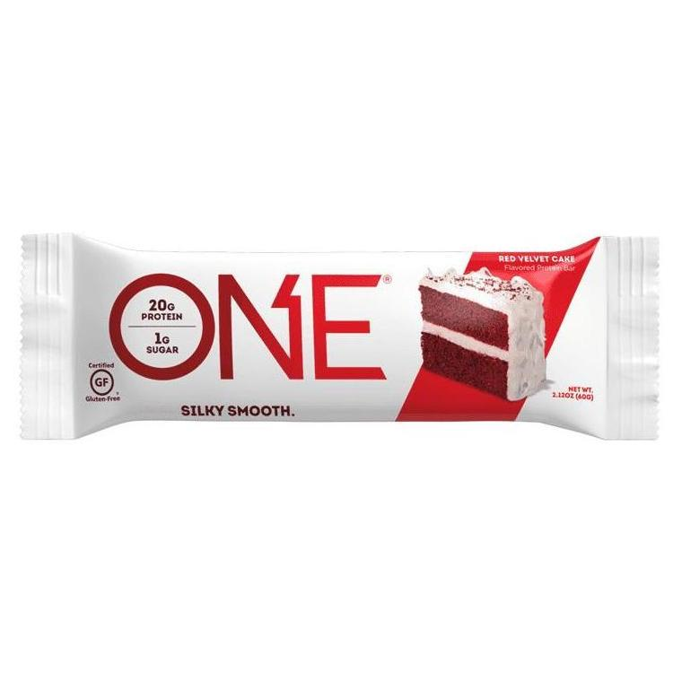 Oh yeah! ONE Protein Bar Red Velvet Cake, Protein Bar, ONE, Protein Package Protein Package Pick and Mix Protein UK
