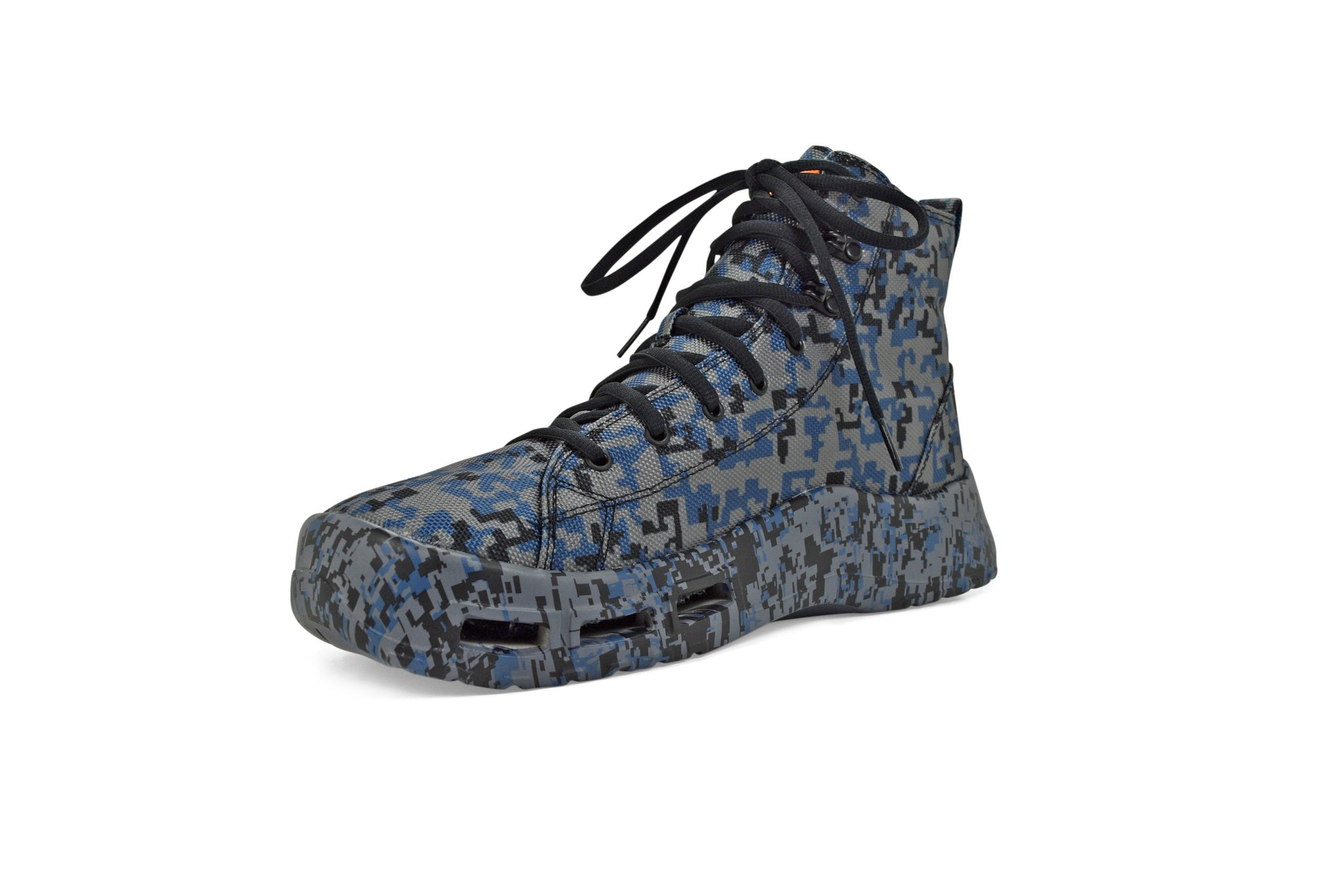 SoftScience Terrafin Navy Digi Camo