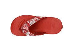 SoftScience Waterfall Palm Red - SoftScience Shoes - SoftScience footwear