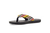 The SoftScience Waterfall Stripe Yellow - SoftScience Shoes - SoftScience footwear