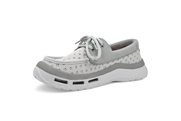 SoftScience Women's Fin 2.0 Light Gray - SoftScience Shoes - SoftScience footwear