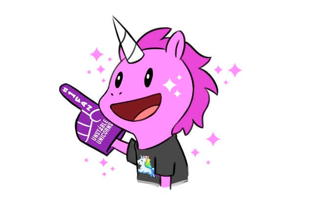#1 Fan Unicorn