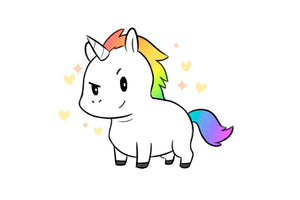 Fat Swag Unicorn (and you know you love it)