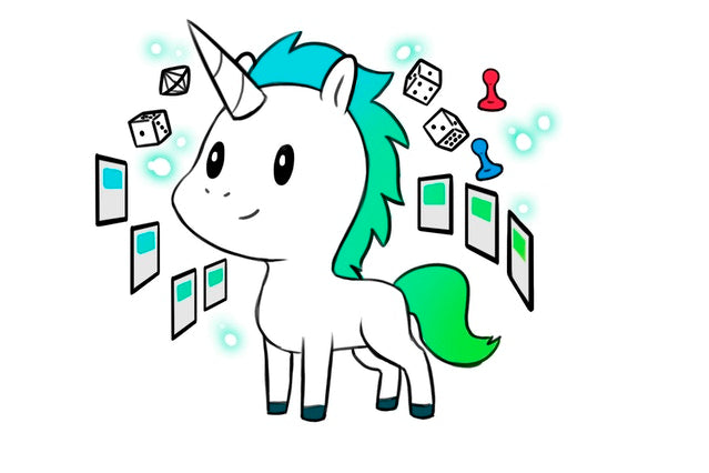 Gamer Unicorn (but not digital games)