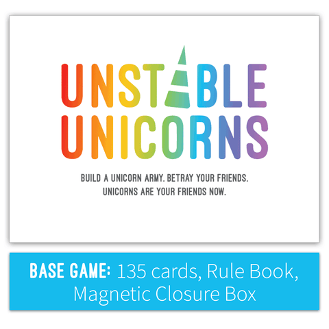 Unstable Unicorns Card Game