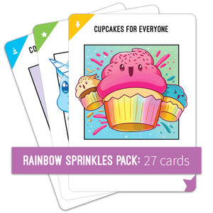 Unstable Unicorns Rainbow Sprinkles Expansion Pack
