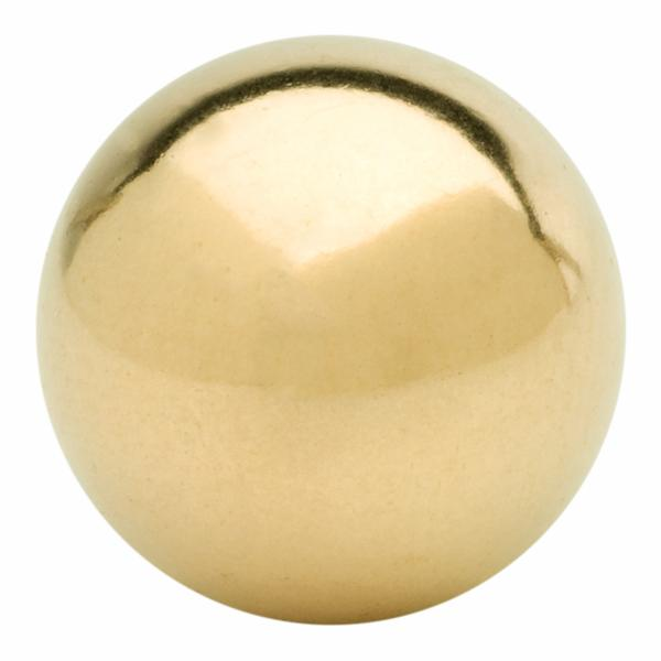 Gold Plated Polyamide Button