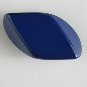 Blue Polyamide Button