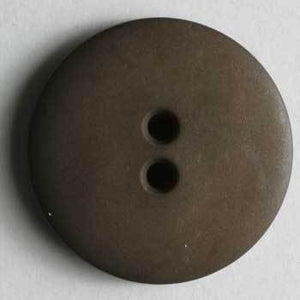 Brown Polyamide Button