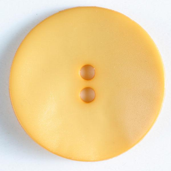 Yellow Polyamide Button