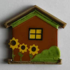 House Novelty Button