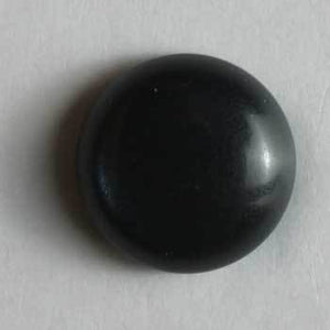 Navy Blue Novelty Button