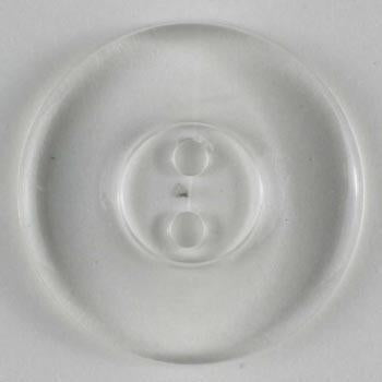Transparent Polyester Button
