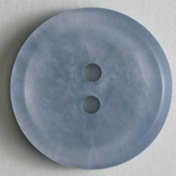 Lilac Polyester Button