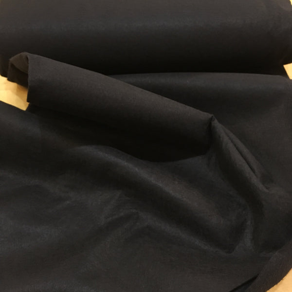National Nonwovens Wool Rayon Felt - WCF001 BLACK 1000