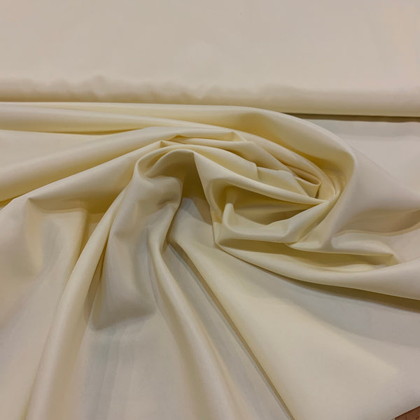 Pongee Polyester Lining - Maize