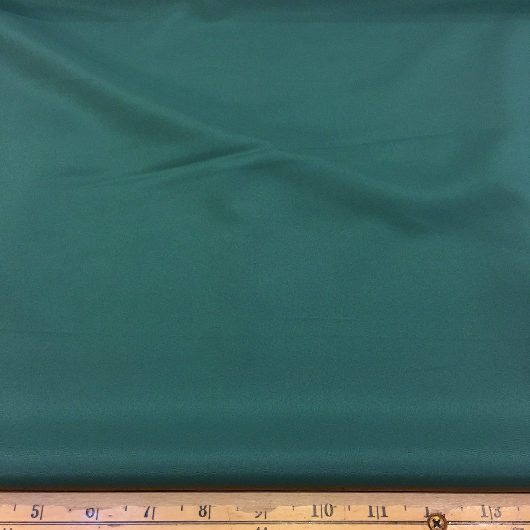 Pongee Polyester Lining - Evergreen