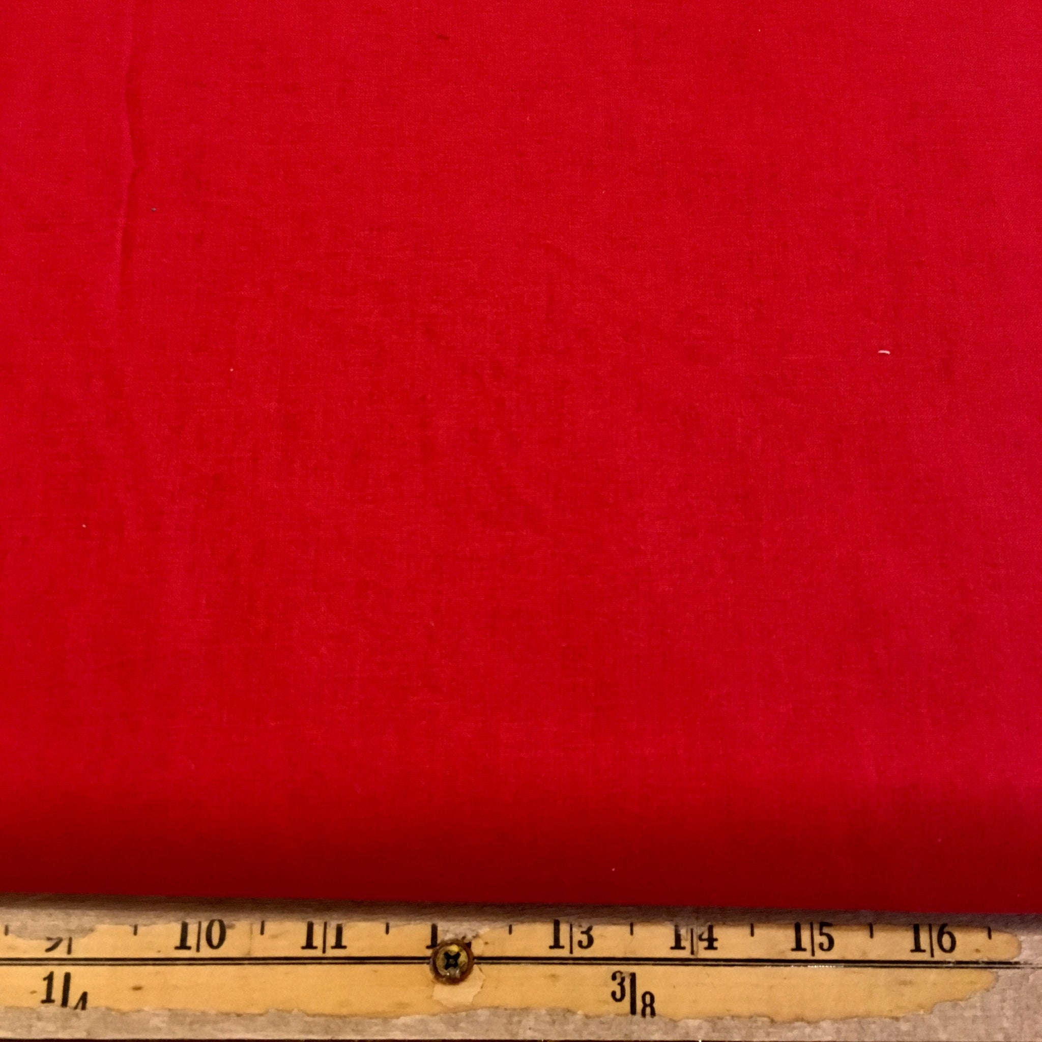 American Made Brand Solid Cotton - Red