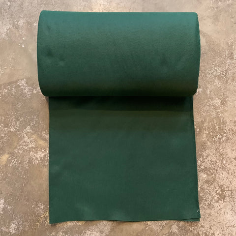 National Nonwovens Wool Rayon Felt - Evergreen 0745