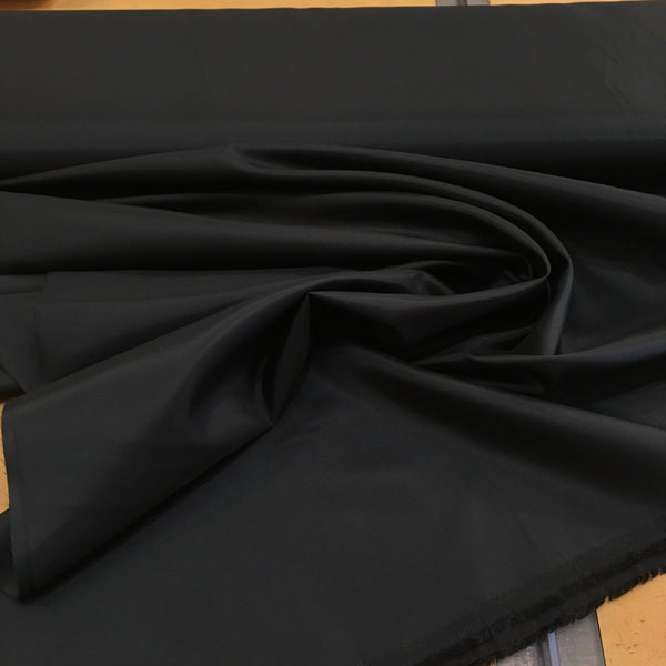 Polyester Lining Fabric - Black