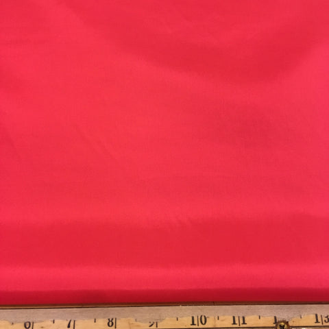 Polyester Lining Fabric - Red
