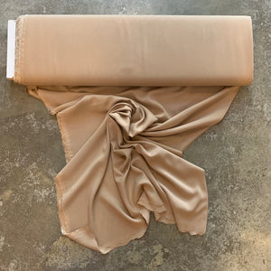 Washable Rayon Fabric - Khaki