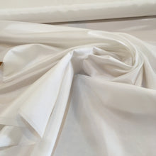 Polyester Lining Fabric - White