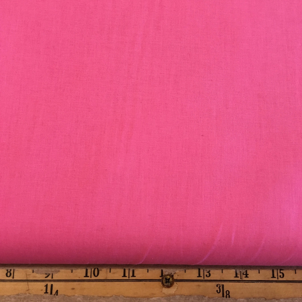 Light Raspberry American Made Brand Solid Cotton Fabric